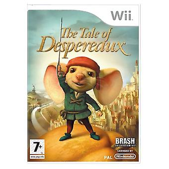 Die Geschichte von Despereaux (Nintendo Wii)
