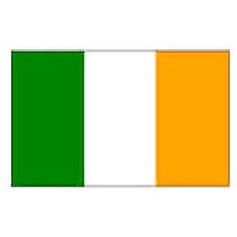 Irske Flag 3 ft x 2 ft