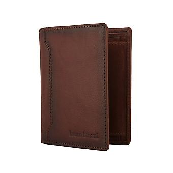 Bruno banani mens wallet plånbok Brown 2415