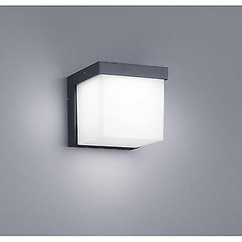 Трио освещения Янцзы современного антрацит Diecast алюминия бра