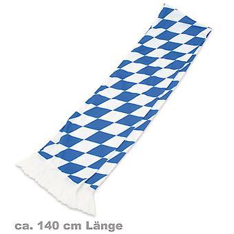 Jersey scarf Bavaria Bavaria blue white scarf