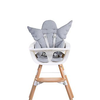 Enfant Accueil-Angel Baby Table siège coussin universel Jersey-gris