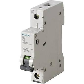 Siemens 5SL6125-7 Circuit breaker 1-pin