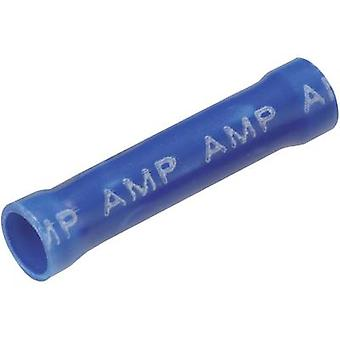 TE Connectivity 34071 Butt joint 1 mm² Insulated Blue 1 pc(s)