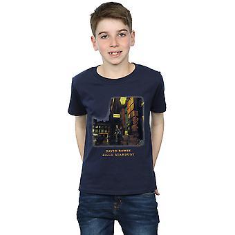 David Bowie Boys Ziggy Stardust T-Shirt