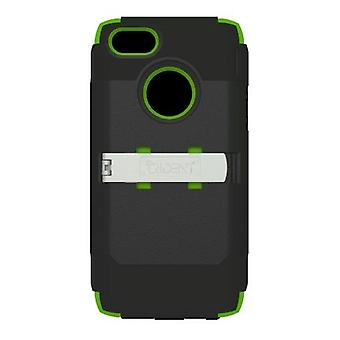 Trident AMS-IPH5-TG Kraken AMS Case for Apple iPhone 5 (Black/Green)