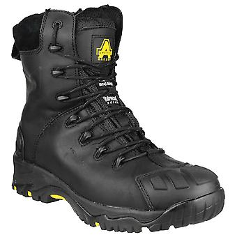 Amblers Mens FS999 Waterproof Heat Resistant Safety Boot S3-HRO-SRC