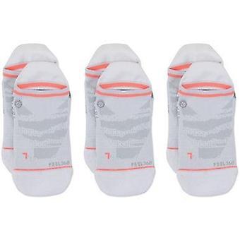 Houding Womens opleiding 3 pak geen Toon sokken