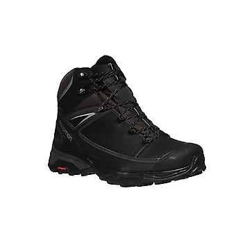 Salomon x ultra mid winter CS WP mannen Stiefel zwart