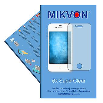 Apple iPhone 4S screen protector- Mikvon films SuperClear