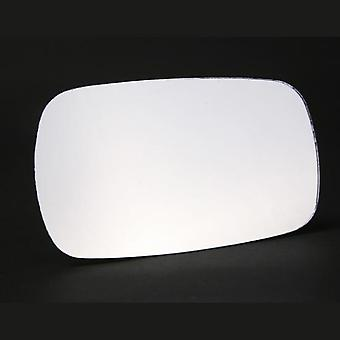 Left / Right Stick-On Mirror Glass for Fiat PUNTO 1993-1999
