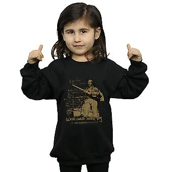 Jimi Hendrix Girls West Coast Seattle Boy Sweatshirt