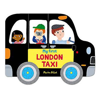 Whizzy Wheels - London Taxi (Illustrated edition) by Marion Billet - 9