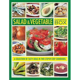 Salad & Vegetable Cooking Box - A Collection of Tasty Ideas in Two Ste
