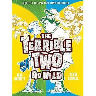 Le Terrible Two se déchaînent par Mac Barnett - livre 9781419723414