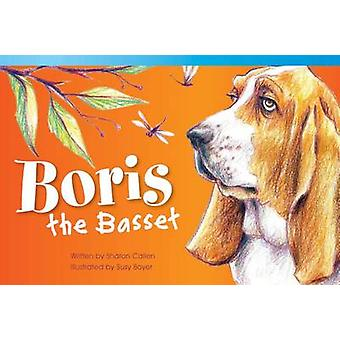 Boris the Basset by Sharon Callen - Susy Boyer - 9781433354540 Book