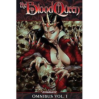 Blood Queen Omnibus by Fritz Casas - Noah Salonga - Kewbar Baal - Car