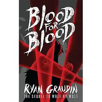 الدم للدم بريان جراودين--كتاب 9781780622057