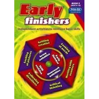 Early Finishers - Independent Activities to Reinforce Basic Skills - Bk