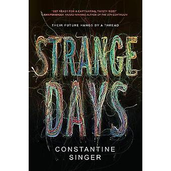 أيام غريبة غريبة يوما-كتاب 9781524740245
