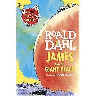 James ja jättipersikka (Dahl Fiction)