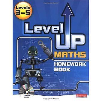 Level Up Maths: Homework Book
