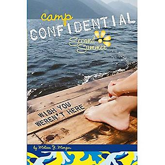 Wish You Weren't Here: 8 (Camp Confidential)