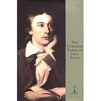 Complete Poems van John Keats (Modern Library)