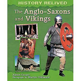 Geschiedenis herbeleefd: De Anglo-Saksen en Vikingen