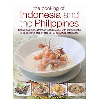 The Cooking of Indonesia and the Philippines: Sensational Dishes from an Exotic Cuisine, with 150 Authentic Recipes Shown Step-by-step [Illustrated]
