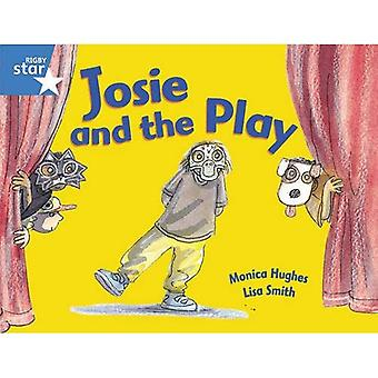 Rigby Star begeleide 1 Blue-niveau: Josie and the Play leerling boek