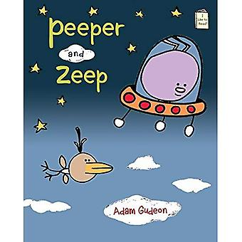Peeper e Zeep (Mi piace leggere libri)
