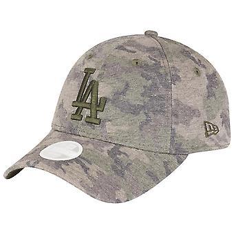 New Era 9Forty Damen Cap - JERSEY LA Dodgers washed camo