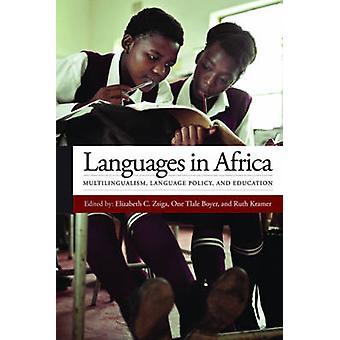 Språk i Afrika flerspråkighet språkpolitik och utbildning av Zsiga & Elizabeth C.