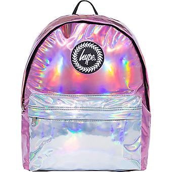 Hype Holographic Mix Backpack Bag