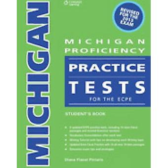 Michigan Proficiency ECPE Practice Tests Student Book & Glossary Pack