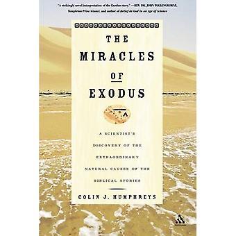 Wunder der Exodus Wissenschaftler Entdeckung verursacht eine Wissenschaftler-Entdeckung der außergewöhnlichen natürlichen der biblischen Geschichten von Humphreys & W. Lee