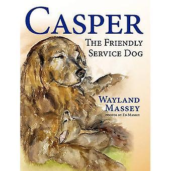 Casper le chien amical par Massey & Wayland