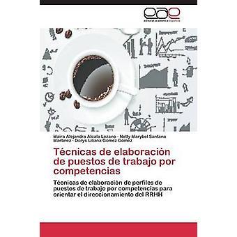 Tcnicas de elaboracin de puestos de trabajo por competencias by Alcala Lozano Maira Alejandra