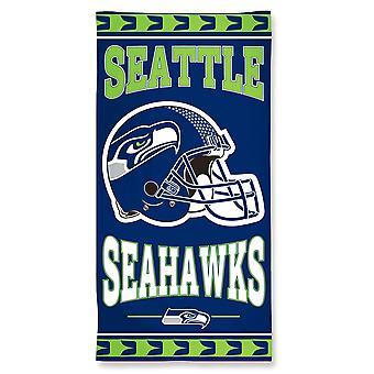 Wincraft NFL Seattle Seahawks beach towel 150x75cm