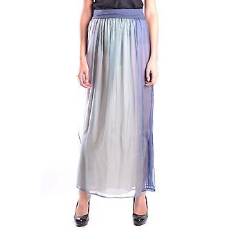 Forte_forte Multicolor Silk Skirt