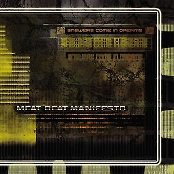 Meat Beat Manifesto - Answers Come in Dreams [Vinyl] USA import