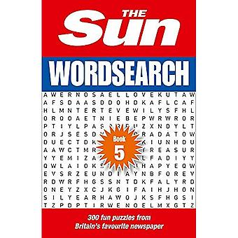 The Sun Wordsearch Book 5:� 300 fun puzzles from Britain's favourite newspaper