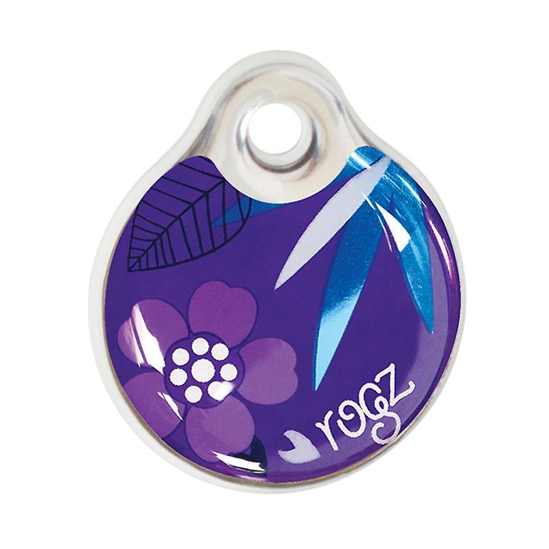 Rogz Id-Tagz Instant Purple Forest