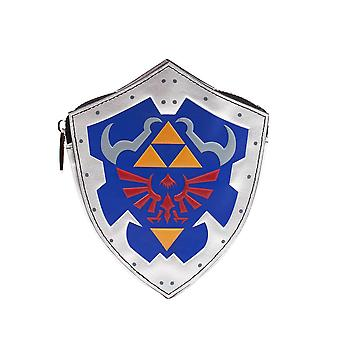 Legenden om Zelda Shield Coin Purse