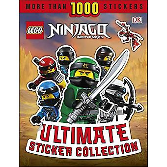 LEGO NINJAGO Ultimate Sticker Collection by LEGO NINJAGO Ultimate Sti