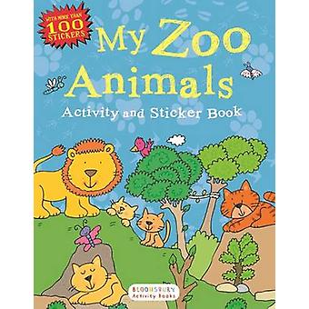 My Zoo Animals Activity and Sticker Book by Bloomsbury Publishing - 9
