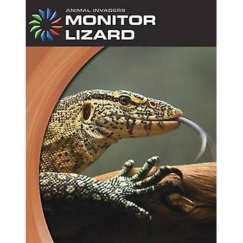 Monitor Lizard by Barbara A Somervill - 9781602796270 Book