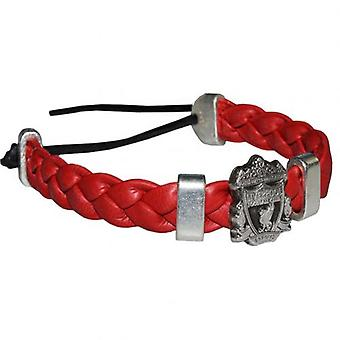 Liverpool PU Slider Bracelet