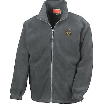 Staffordshire Regiment - Licensed British Army Embroidered Heavyweight Fleece Jacket